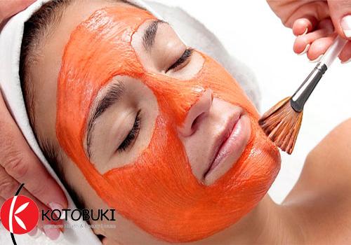 cách xóa nếp nhăn trên mặt bằng cà rốt