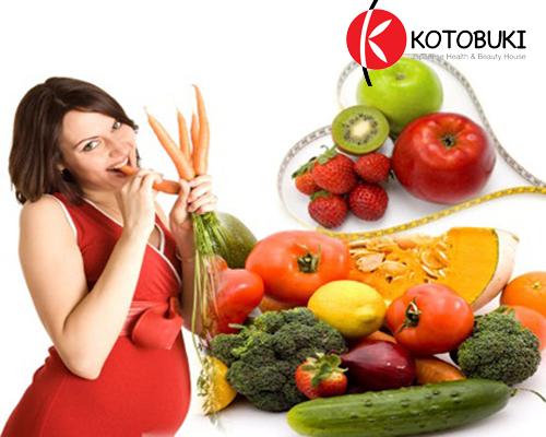 chế độ dinh dưỡng cho bà bầu 3 tháng đầu