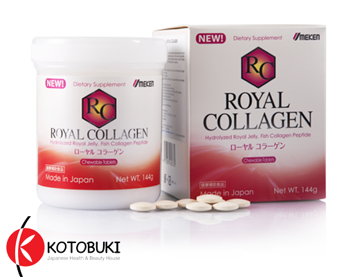 viên nhai royal collagen