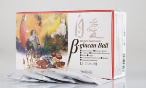 Beta glucan ball điều trị ung thư hiệu quả