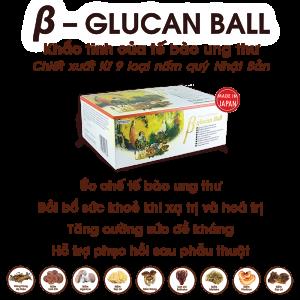Beta Glucan chữa ung thư