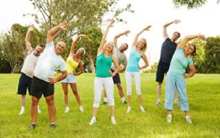 Hoạt động thể lực giúp nâng cao sức đề kháng cho cơ thể, tốt cho người bệnh tiểu đường